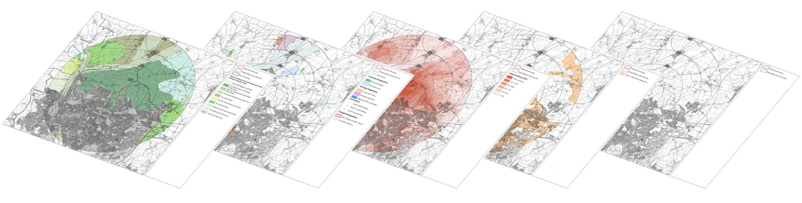 LVIA Map Stack
